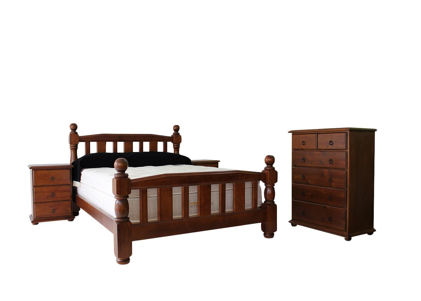 Mary Bed Package