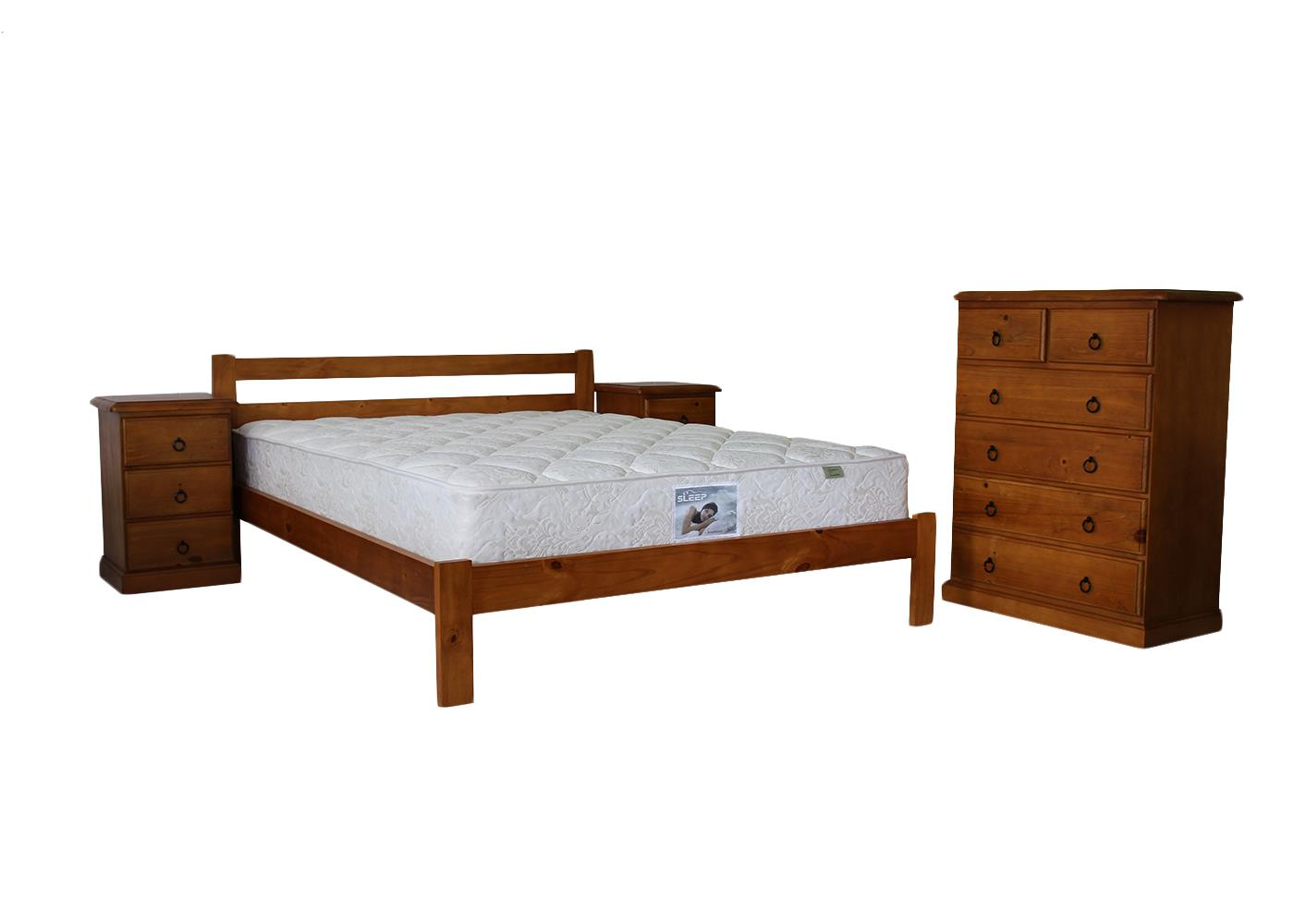 Telford 4 piece bedroom package