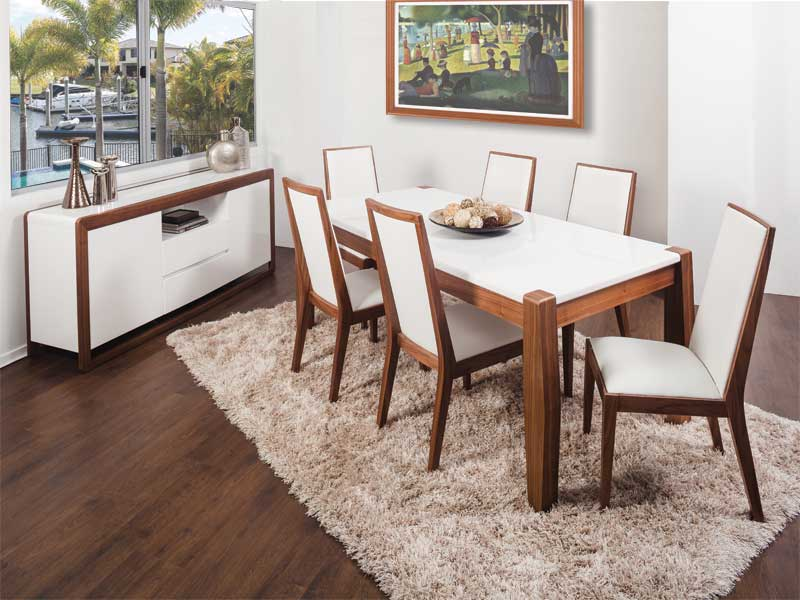 Grace 7 Piece Dinning Suite